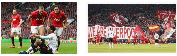 sejarah laga MU vs Liverpool