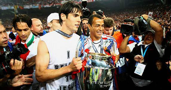AC Milan Juara Liga Champions Eropa