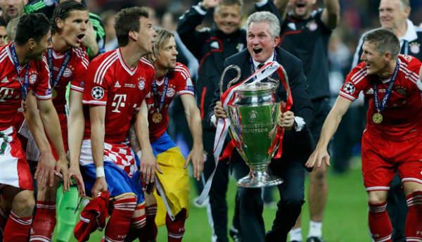 Bayern Munchen Final Liga Champions