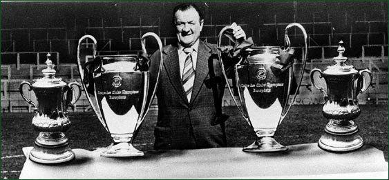 Bob Paisley Pelatih Tersukses di Liga Inggris