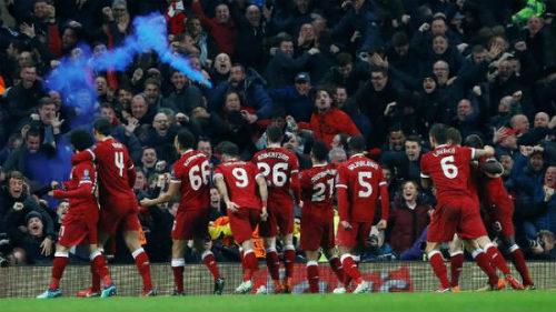 Catatan Rekor Terbaik Liverpool