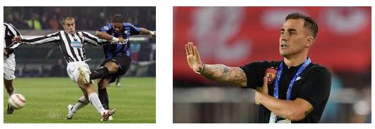 Fabio Cannavaro Pemain Bek Terbaik Liga Italia