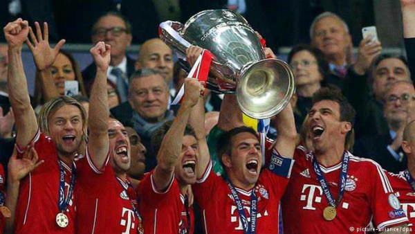 Gelar Liga Champions Eropa Bayern Munchen