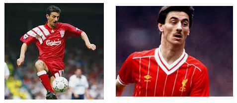 Ian Rush striker terbaik Liverpool