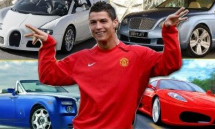 Kekayaan Cristiano Ronaldo