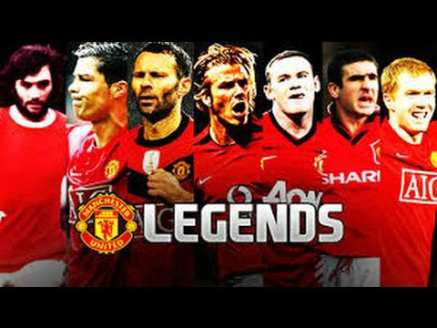 Legenda Manchester United