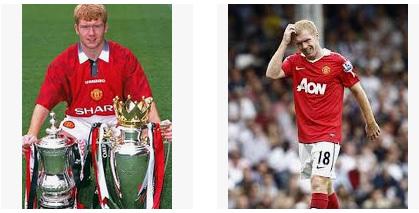 Legenda gelandang serang Manchester United
