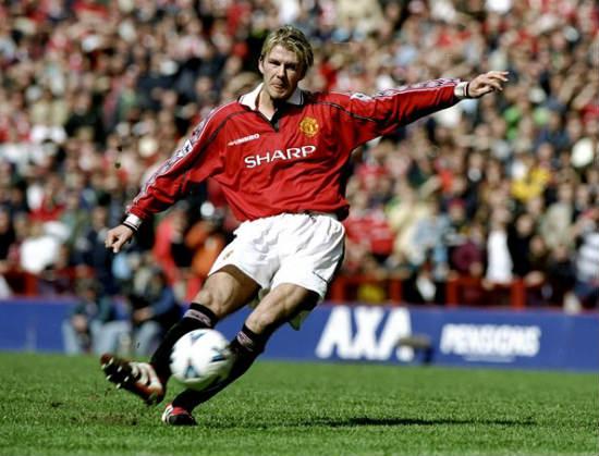 Legenda pemain tengah Manchester United