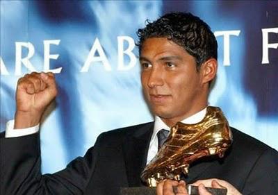 Mario Jardel top skor Liga Champions