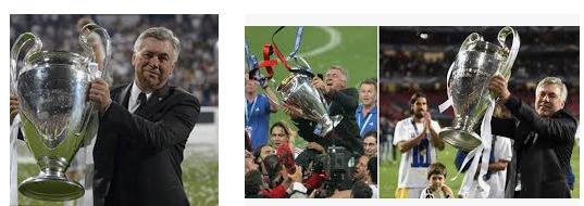 Pelatih Terbaik di Liga Champions