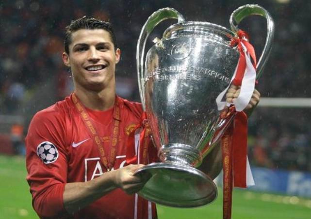 Prestasi Cristiano Ronaldo