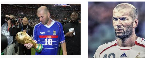 Prestasi Zidane di Piala Dunia