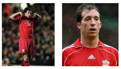 Robbie Fowler pemain tersubur Liverpool