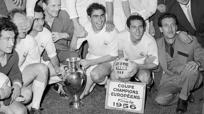 Sejarah Kompetisi Liga Champions Eropa