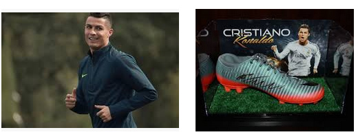 Sponsor Nike Cristiano Ronaldo