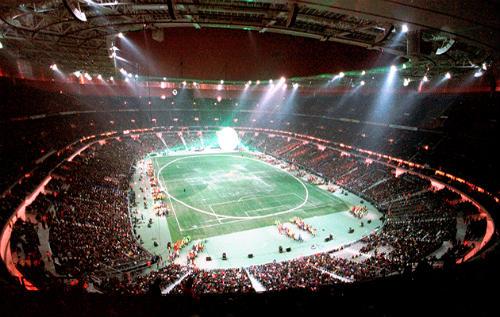 Stadion Stade De France Final Liga Champions