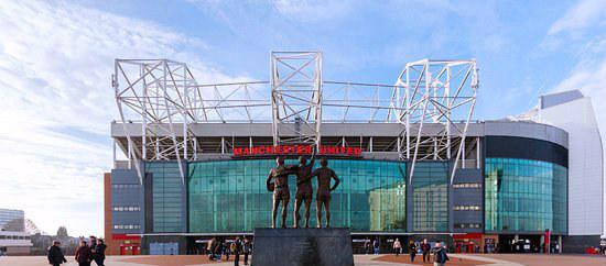Stadion paling megah di Liga Inggris