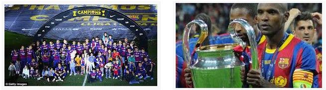barcelona juara liga champions
