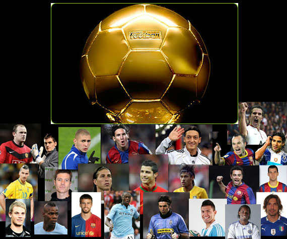 daftar pemain terbaik di Liga Champions