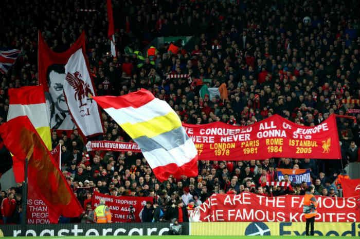 fakta stadion bola Anfield