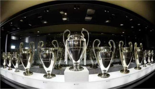 klub peraih gelar liga champions terbanyak