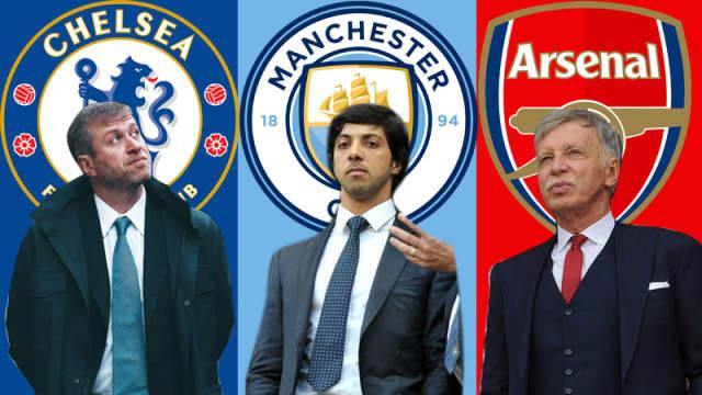 klub terkaya di Liga Inggris