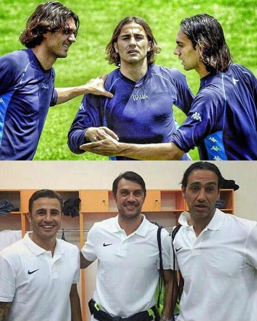 pemain bertahan serie A italia