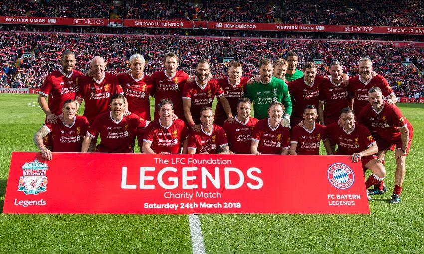pemain tersubur di Liverpool