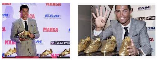 prestasi Cristiano Ronaldo di Liga Champions