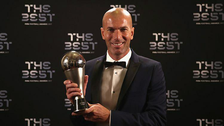 prestasi terbaik Zidane