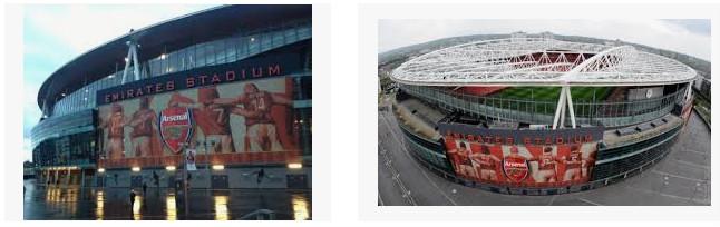stadion bola termewah di Inggris
