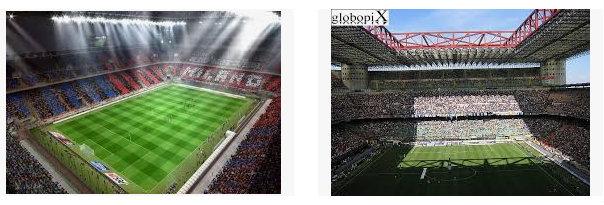stadion bola termewah di final Liga Champions