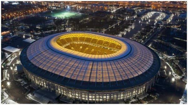 stadion paling mewah di Inggris